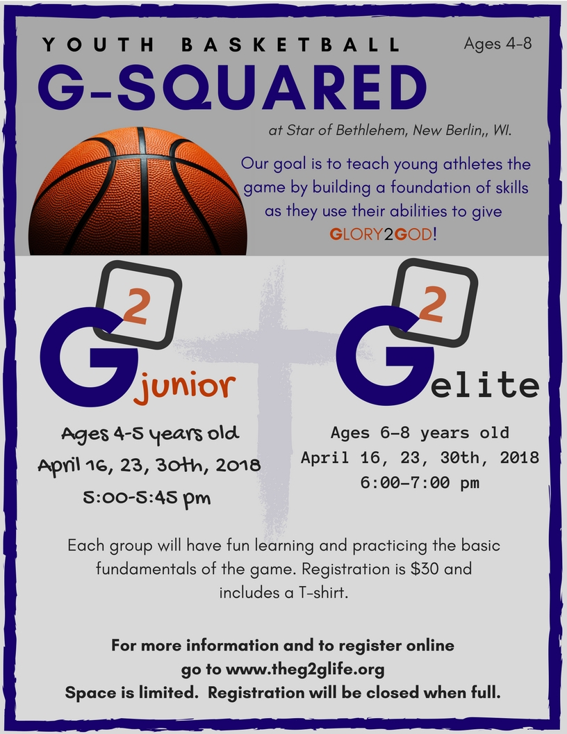 g squared youth basketball camps